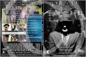 Plan X 2015 DVD Case Label Copyright
