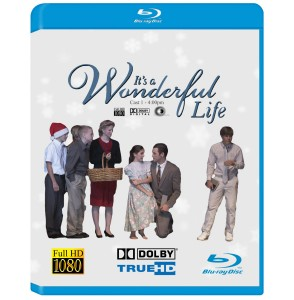 It's a Wonderful Life C1 Blu Ray Case