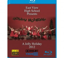 A Jolly Holiday 2012 Blu Ray