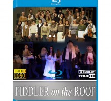 GHS Fiddler on the Roof 2013 Archive Copy Deluxe Blu Ray Set