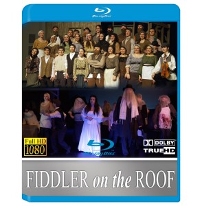 GHS a Fiddler on the Roof 2013 Blu Ray Box