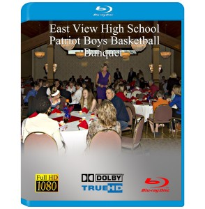 EVHS Boys Basketball Banquet 2013 Blu Ray Box