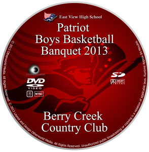 EVHS Boys Basketball Banquet 2013 DVD Cover_2