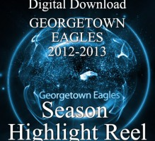 Georgetown Eagles Mens Basketball 2012-2013 Season Highlights Digital Download