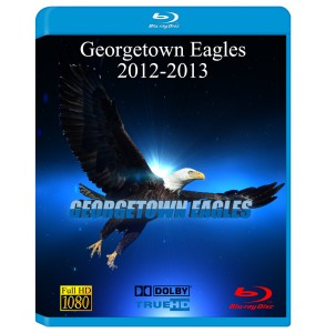 GHS 2012-2013 Mens Basketball Season Highlight Reel Blu Ray Box