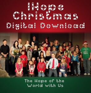 I Hope Christmas 2011 Digital Download 600x600