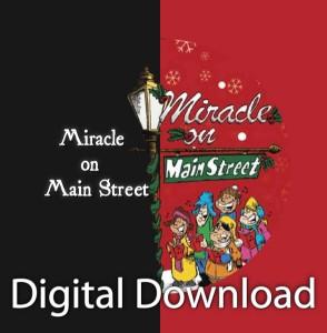 Miracle On Main Street Digital Download 600x600
