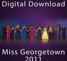 Miss Georgetown Pageant 2011