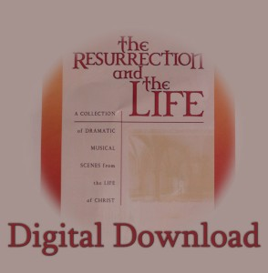 The Resurrection and the Life Digital Download 600x600