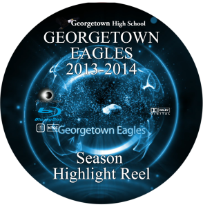 GHS 2013-2014 Highlight Reel Blu Ray Cover