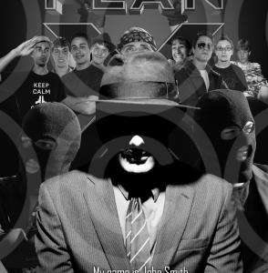 Plan X Villain Edition Poster - Watermarked
