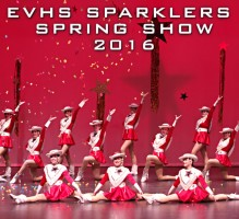 East View High School – The Sparklers 2016 Spring Show – DVD
