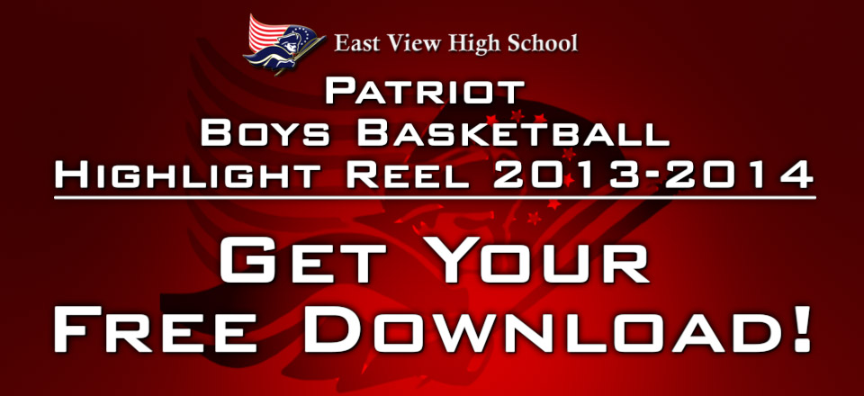 EVHS Boys Basketball 2013-2014 Highlight Reel Ad