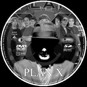 Plan X 2015 DVD Cover Copyright