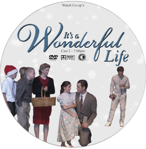 It's a Wonderful Life C2 DVD Cover 600x600