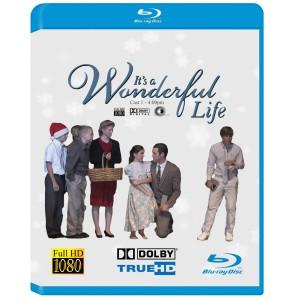 It's a Wonderful Life C1 Blu Ray Case