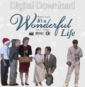 It's a Wonderful Life 2012 C1 Digital Download Cover