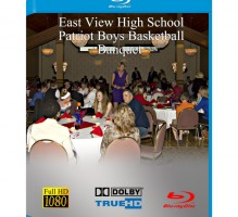 EVHS Patriot Boys Basketball Banquet 2013 Blu Ray