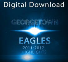 Georgetown Eagles Mens Basketball 2011-2012 Season Highlights Digital Download