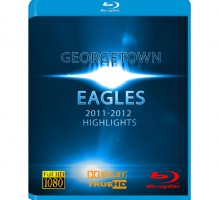 Georgetown Eagles Mens Basketball 2011-2012 Season Highlights Blu Ray