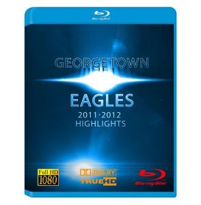 Georgetown Eagles Mens Basketball Highlight Reel 2011-2012 Blu Ray Box