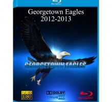 Georgetown Eagles Mens Basketball 2012-2013 Season Highlights Blu Ray