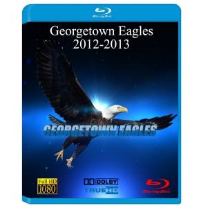 GHS 2012-2013 Mens Basketball Season Highlight Reel Blu Ray Box