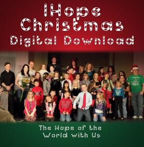 I Hope Christmas 2011 Digital Download 600x600