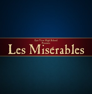 EVHS Les Miserables Pre Order