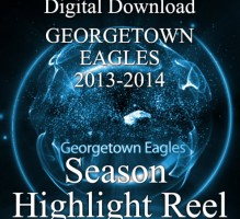 Georgetown Eagles Mens Basketball 2013-2014 Season Highlights Digital Download