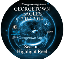 Georgetown Eagles Mens Basketball 2013-2014 Season Highlights Blu Ray