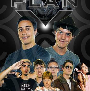 Plan X Hereo Edition Poster - Watermarked
