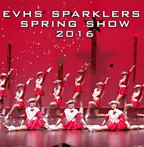 EVHS - Sparklers Spring Show 2016 Digital Download